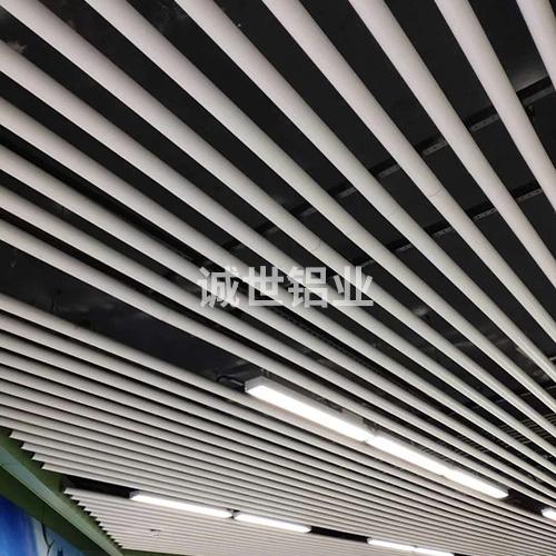 铝圆管吊顶