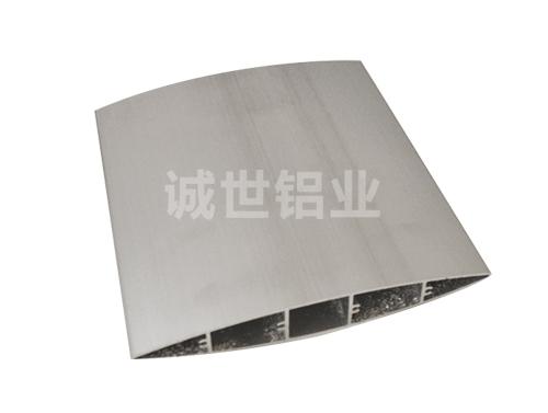百叶片铝材