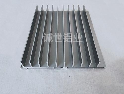 铝型材长城板加工