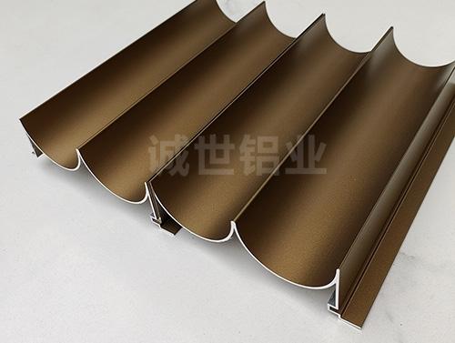 铝型材CS110E波浪板