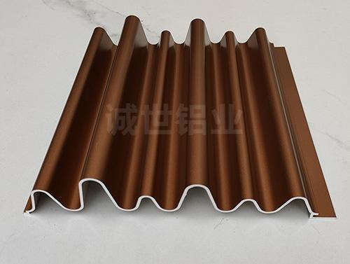 铝型材CS210K波浪板