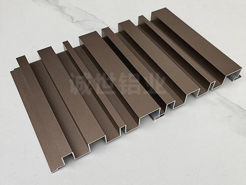 铝型材CS007E长城板